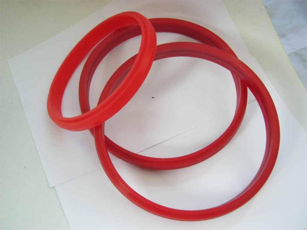 供应橡胶山形密封圈 聚胺脂山形圈