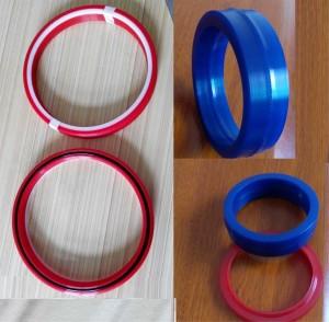 供应橡胶鼓形密封圈聚氨酯鼓形蕾形密封件