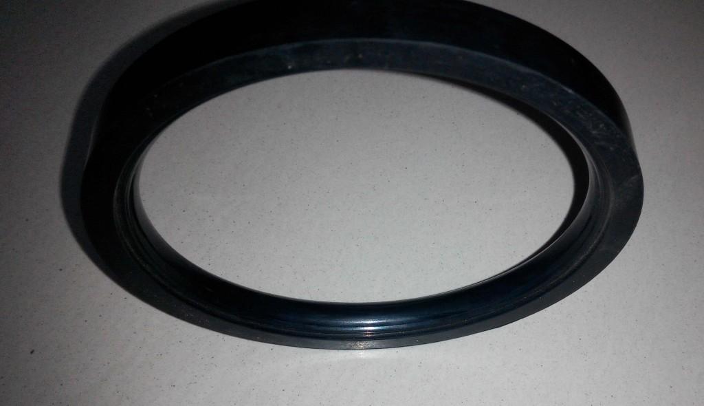 YX内D形d型橡胶密封件