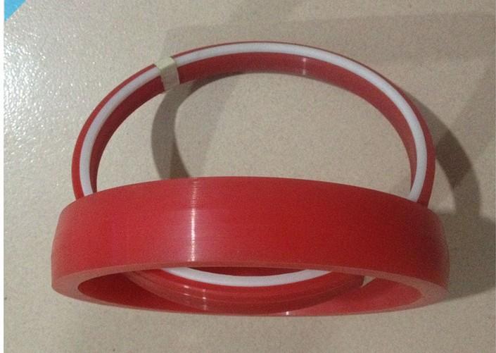 注塑聚胺酯鼓形密封圈与浇注形车削密封圈比较