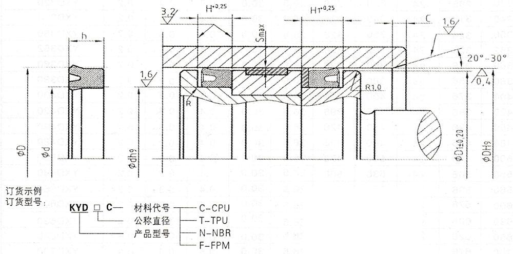 300吨复式油压机电路图