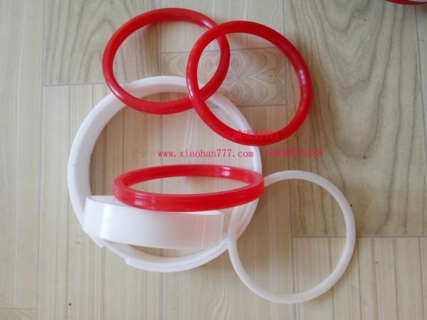 导向环与蕾形圈